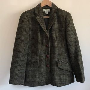 Orvis Tweed Blazer Jacket